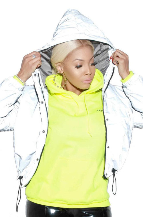 Reflective Puffer Coat (Limited Edition)