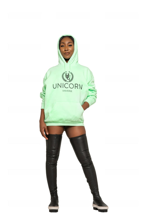 The Chocolate Mint Hoodie