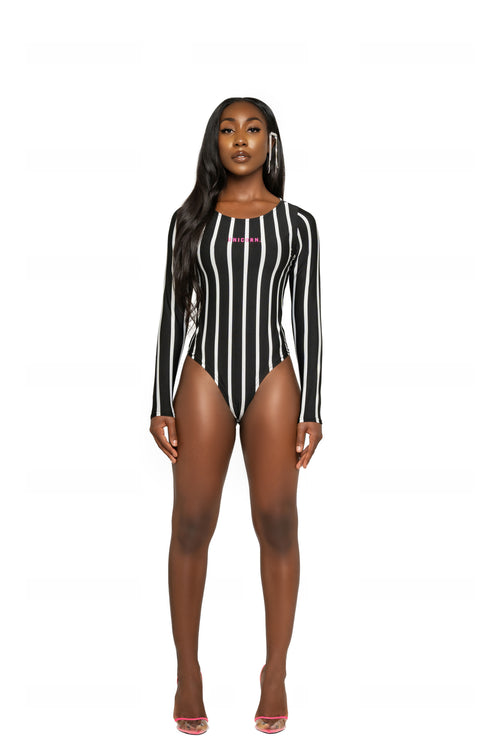The Stripes  Bodysuit
