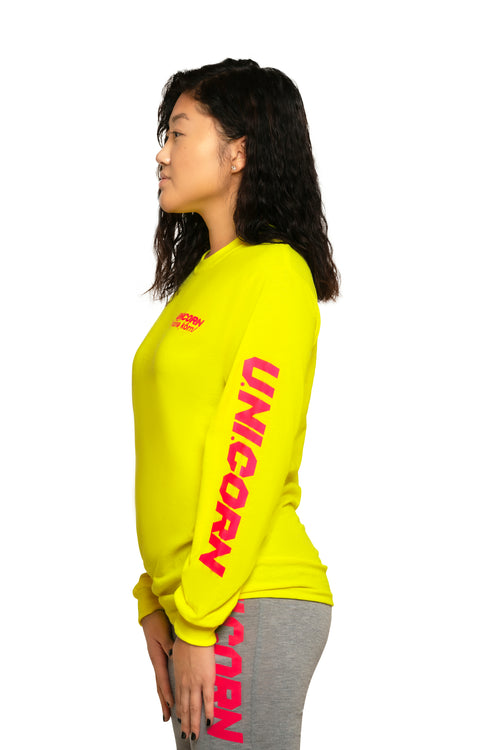 So Chill Long Sleeve - Lime