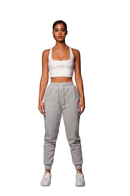 UNICORN Light Grey Joggers