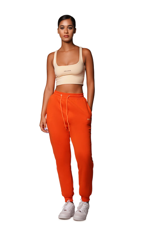 UNICORN Orange Joggers
