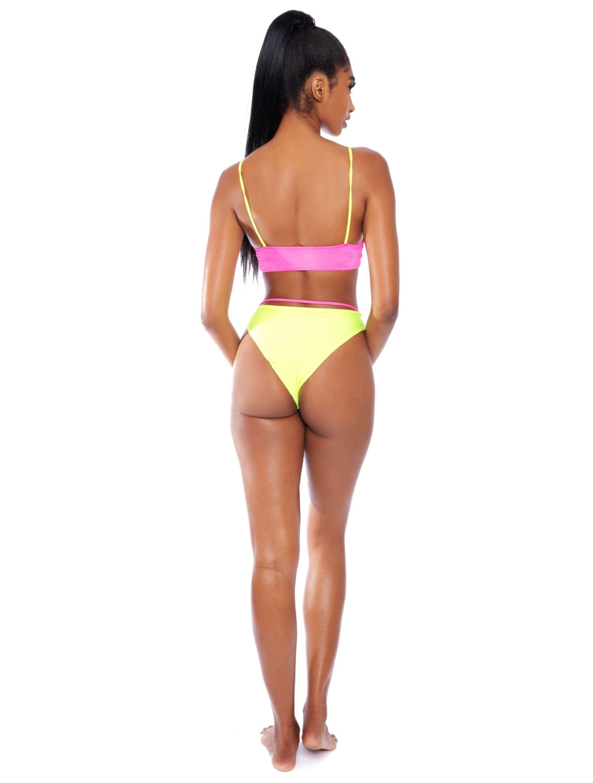Rich Girl 2 Piece Swimsuit