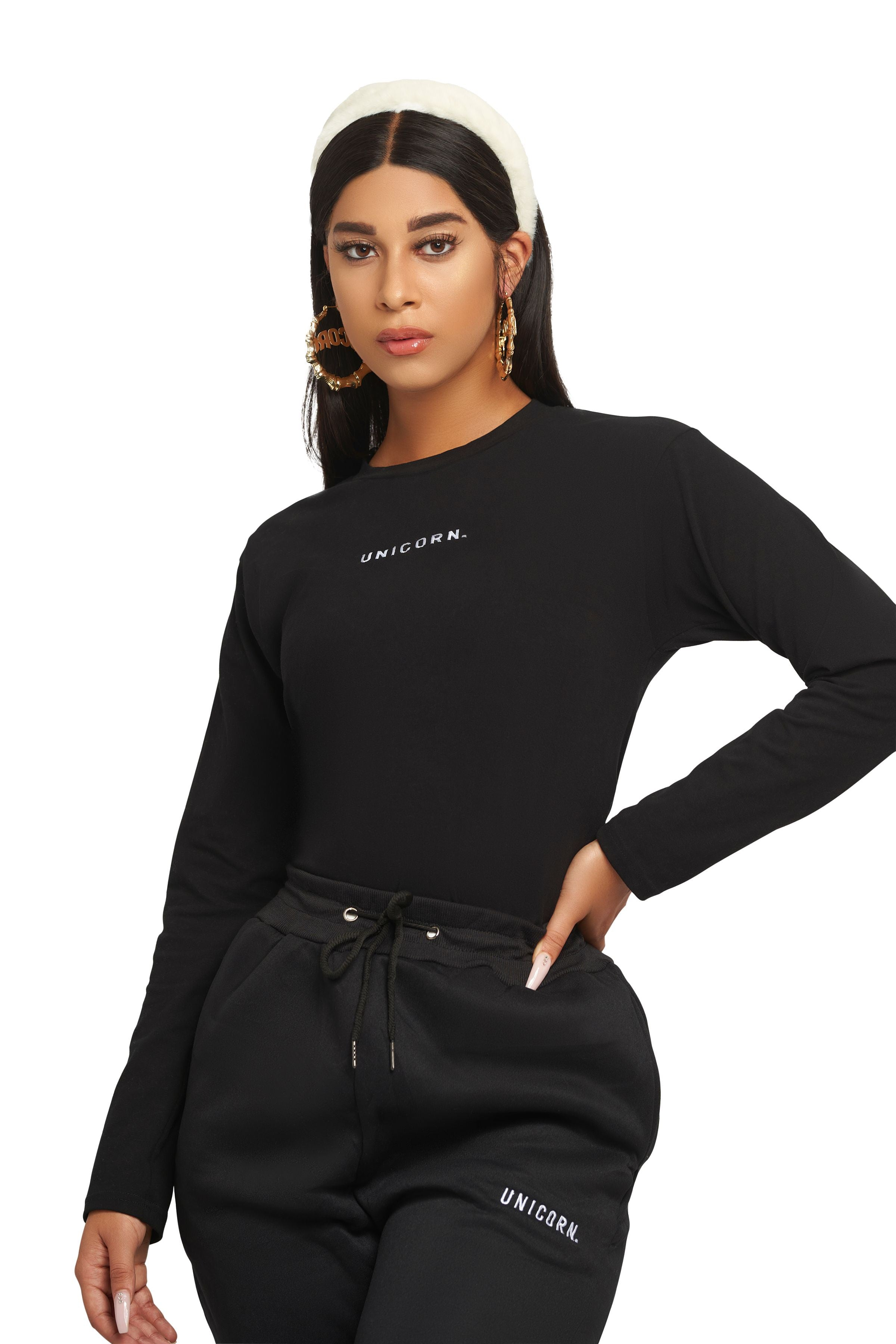 Embroidery Logo Long Sleeve (More colors)