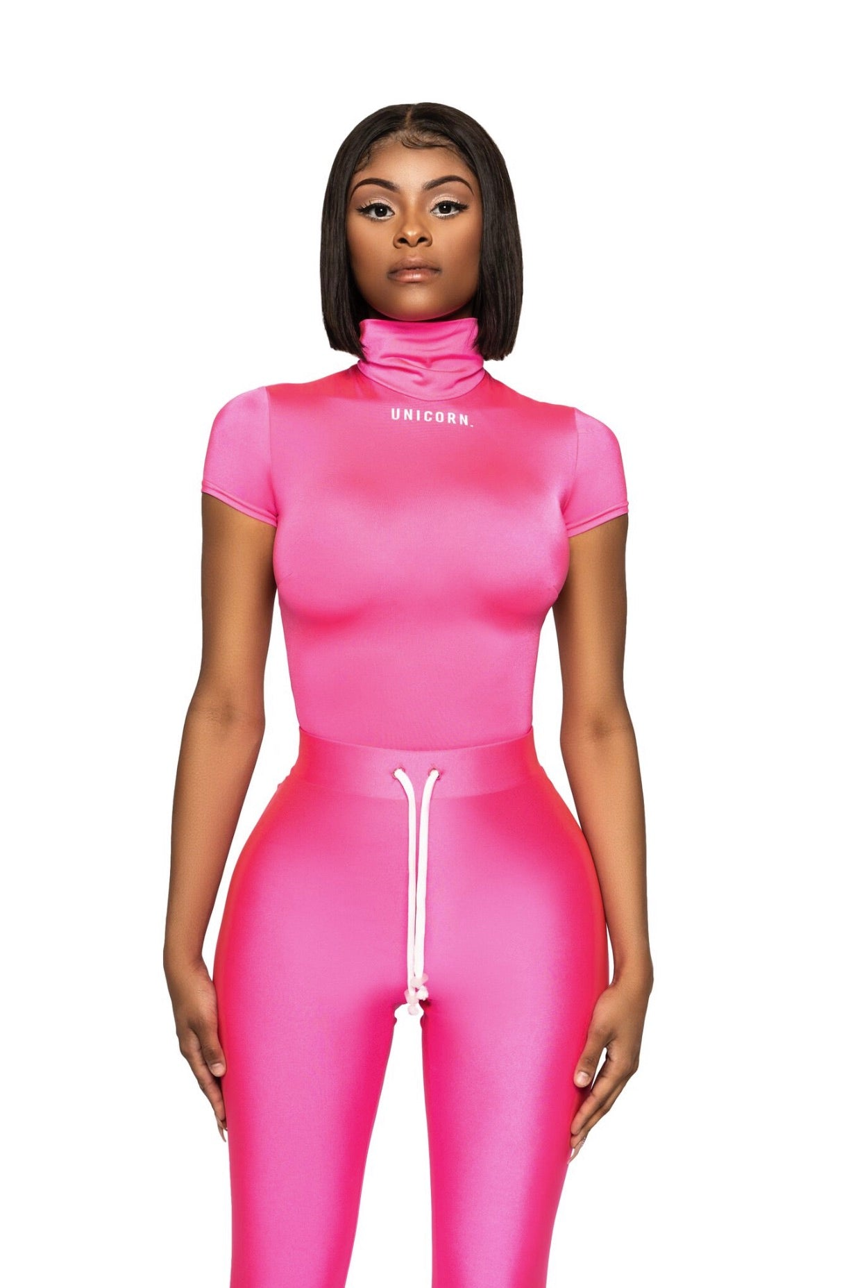Pink Unicorn Bodysuit