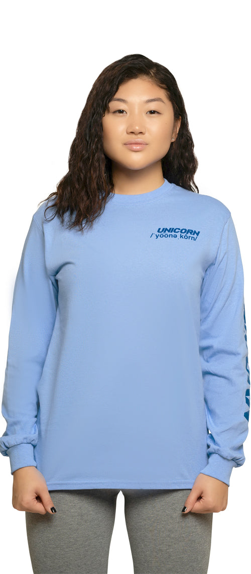 So Chill Long Sleeve - Blue