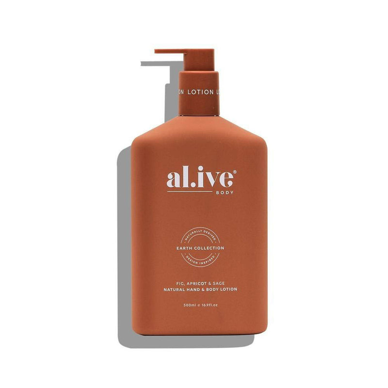 Al.ive Hand + Body Lotion