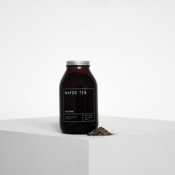 120 Serve Tea | Amber Jar