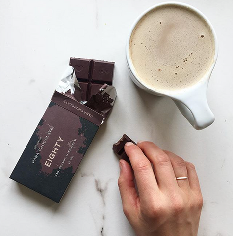 Pana Vegan Chocolate Ethical Coffee