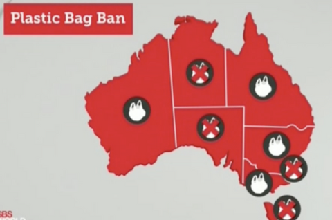 Plastic Bag Ban Laws Australia wide