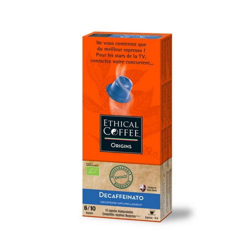 Decaffeinato Organic - Intensity 6/10