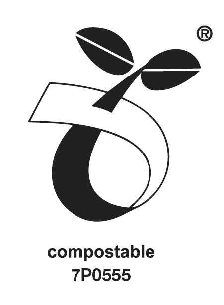 Colombia Organic Coffee - Intensity 8/10 | Biodegradable & Compostable
