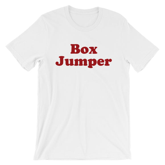 Box Jumper Crossfit Unisex T-Shirt