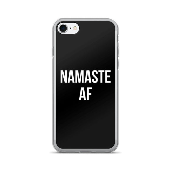 Namaste AF Yoga iPhone 7/7 Plus Case