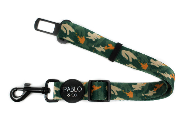 Camo: Adjustable Car Restraint