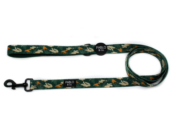 Camo: Dog Leash