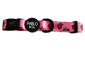 Strawberry: Collar