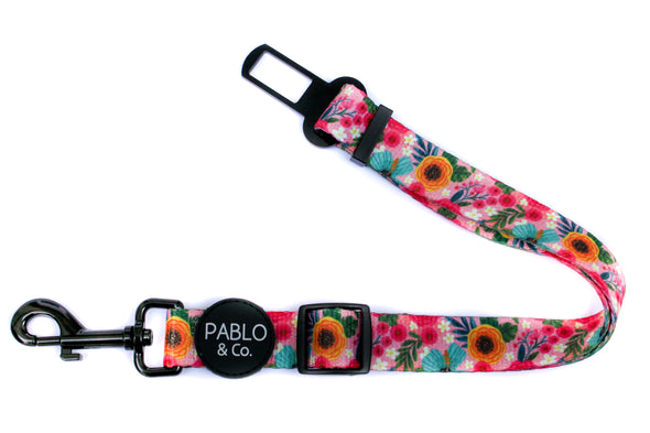 The Floral Edit: Adjustable Car Restraint