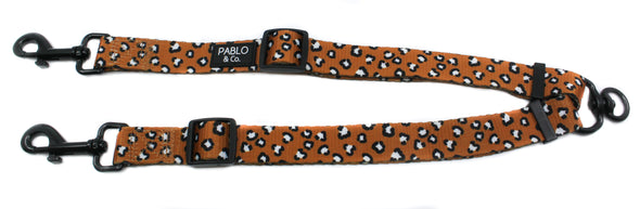 That Leopard Print: Adjustable Leash Splitter