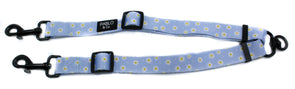 Blue Daisy: Adjustable Leash Splitter