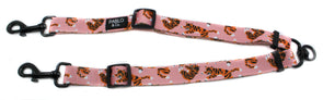 Pink Tigers: Adjustable Leash Splitter