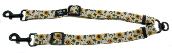 Sunflower: Adjustable Leash Splitter