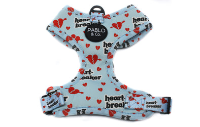 Blue Heartbreaker: Adjustable Harness