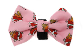 Pink BFF: Bow Tie