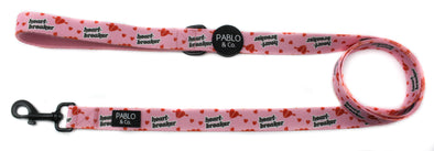 Pink Heartbreaker: Dog Leash