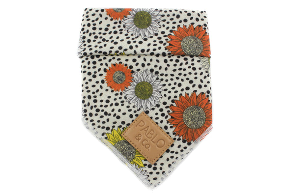 Sunflower Fields - Bandana