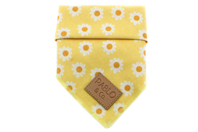 Yellow Daisy - Bandana