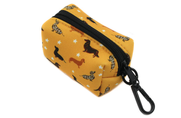 Dachshund Crew - Poop Bag Holder