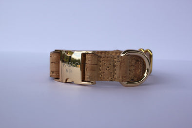 Mr. & Mrs. Cork Collar