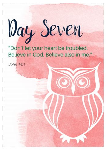 Fruit of the Spirit Printable Scripture Cards: Faithfulness (Set #8)