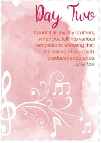 Fruit of the Spirit Printable Scripture Cards: Joy (Set #3)