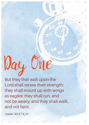 Fruit of the Spirit Printable Scripture Cards: Patience (Set #5)