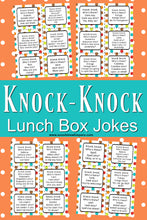 Lunch Box Notes and Jokes