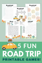 Family Travel Vacation Activity and Planning Pack