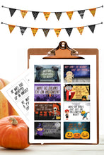 Spooky Fun Halloween Activities Printable Bundle