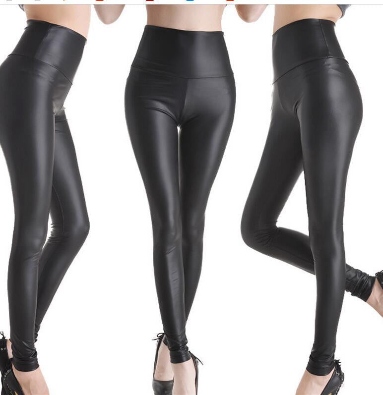 Plus Size Free shipping 2016 New Fashion women's Sexy Skinny Faux