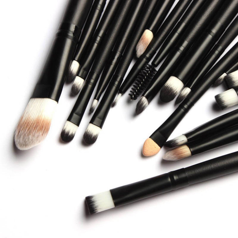 Best Deal New Good Quality 20PCS Makeup Brush Set Cosmetic Tools Eye