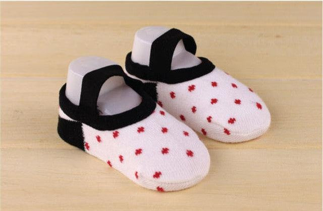 6 Months to 3 Years fashion cotton cute boys girls baby socks