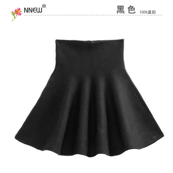 Hot Sell Ladies Skirt 2015 New Autumn Winter Short Skirts Woman High