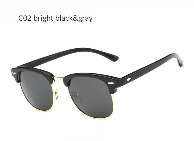 Aimade Classic Polarized Sunglasses For Women Men Superstar Brand
