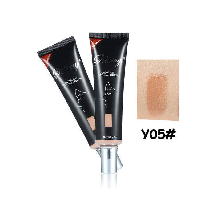 6 Colors Brand Women Face Makeup Base Liquid Foundation Whitening