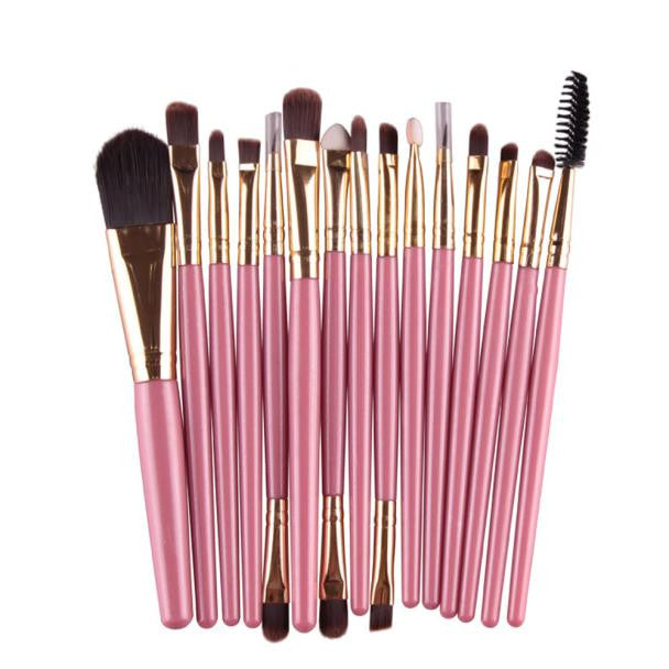 Best Deal New Good Quality Professional 15 pcs/Sets Eye Shadow Brush