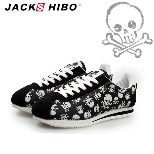 JACKSHIBO Spring Summer Brand Women Casual Shoes Light Originality