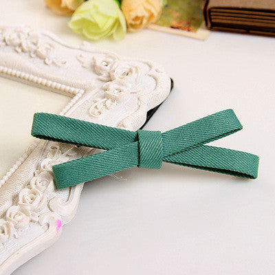7 PCS Lovely Bows Female Barrettes Hairpin Hair Clips Headband Hair