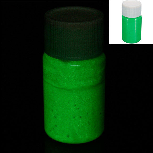 APINKGIRL Neon Fluorescent UV Body Paint Grow In The Dark Face