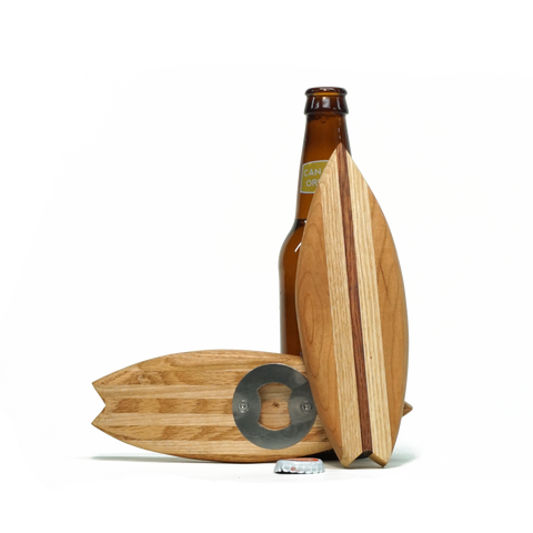 Surf's Up Bottle Opener